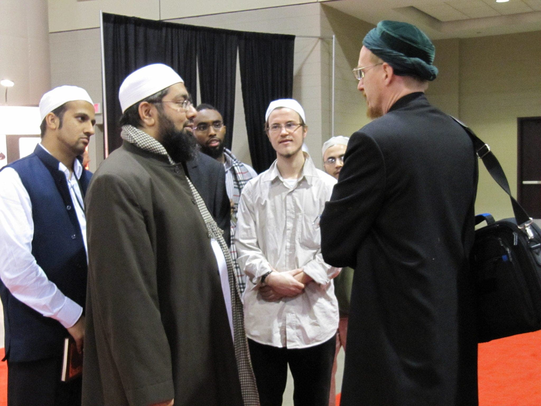 Pictures from the 8th Annual Reviving the Islamic Spirit