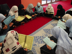 Women Qur'an Recital