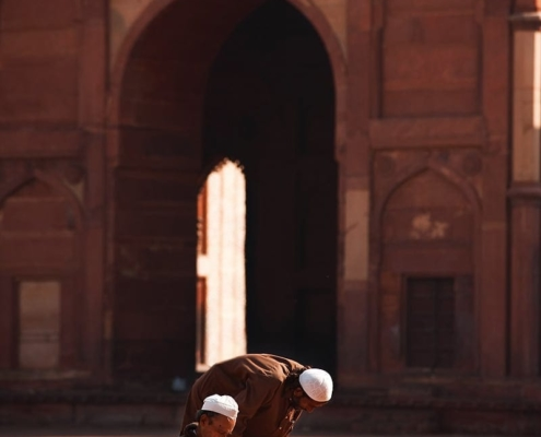 Connecting to the Imams of Fiqh