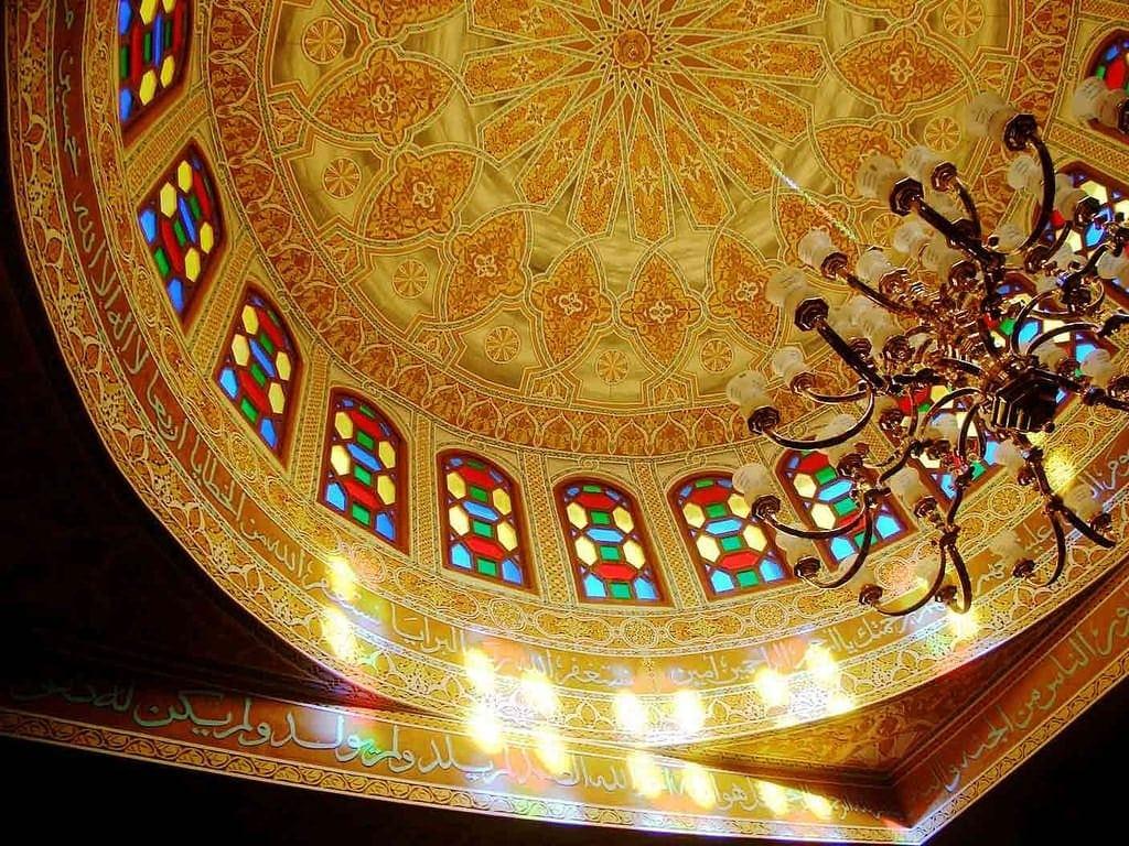 Imam Hadadd's Mosque, Tarim, Yemen