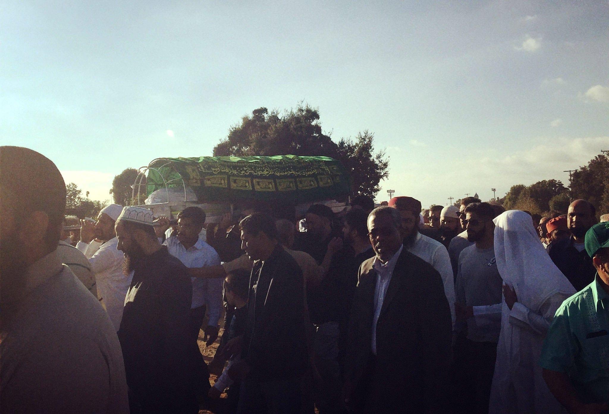 Ahmed-Sakr-funeral