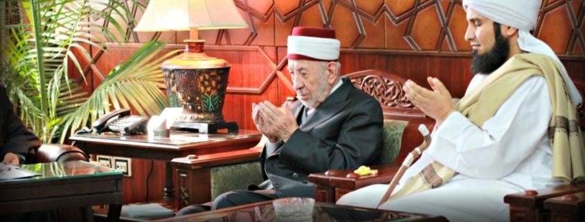 Shaykh Ramadan Bouti
