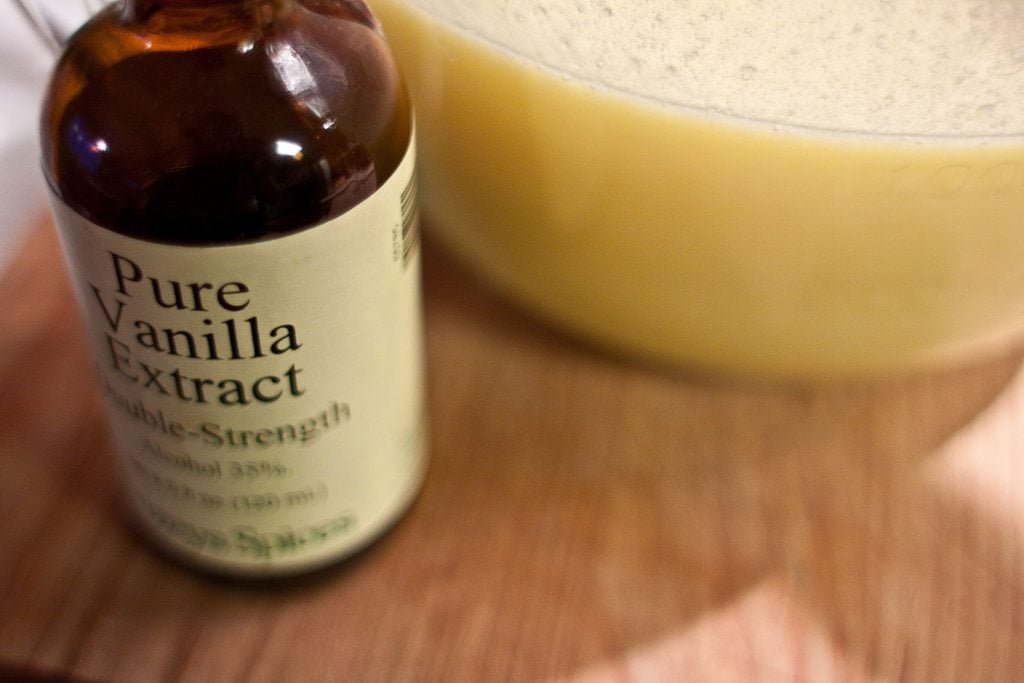 Is Vanilla Essence Impermissible When It Contains Alcohol