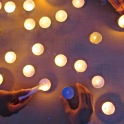 Tam High Student Vigil for Parkland
