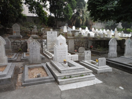 Visiting Graves