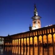Damascus, Umayyad Mosque, Minaret of the Bride