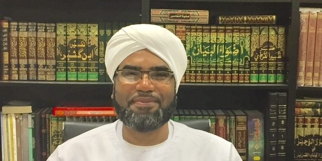 Shaykh Faid Mohammed Said