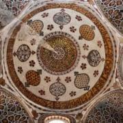 Rod Waddington 2013 Restored Mosque Ceiling Yemem