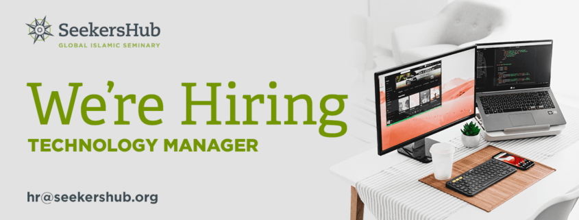 Hiring Technology Manager