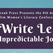 Muslim women's literary conference