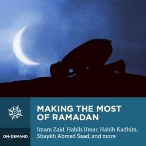 making the most of ramadan