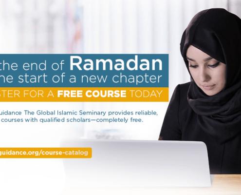 Continue the Ramadan Momentum