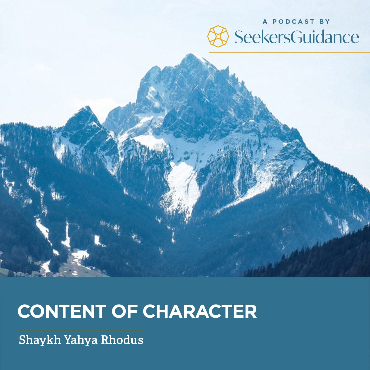 Content of Character with Shaykh Yahya Rhodus