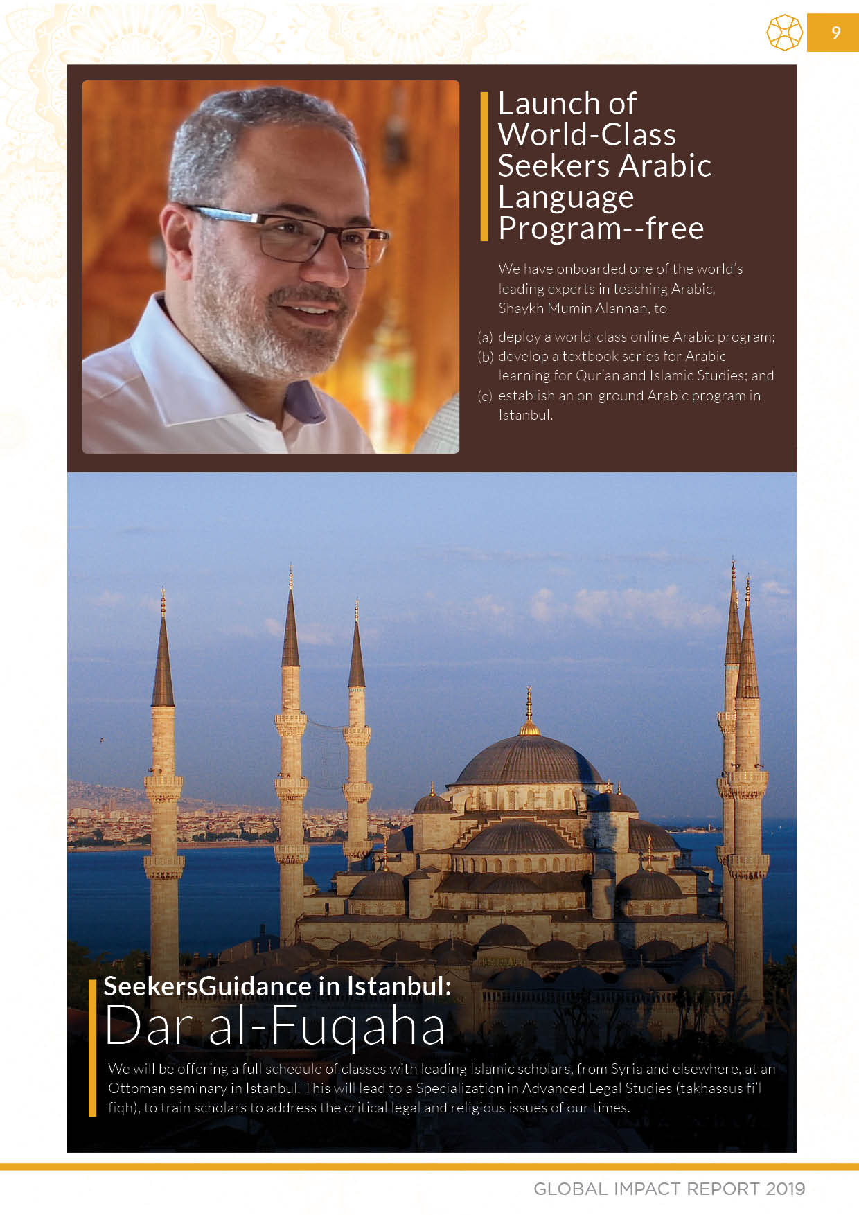 Launch of World-Class Seekers Arabia Language Program Free