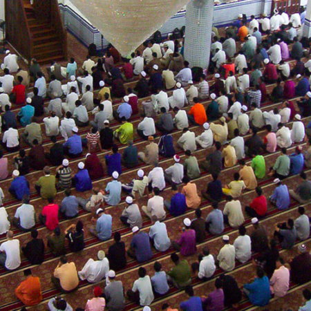 The Shafiʿi School On Friday Prayer