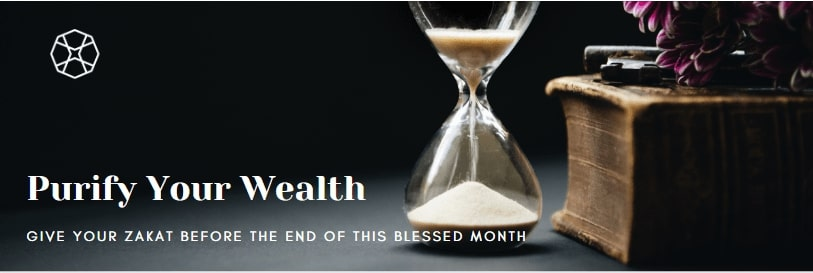 Purify Your Wealth