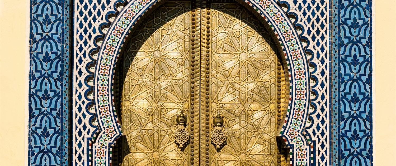 door masjid